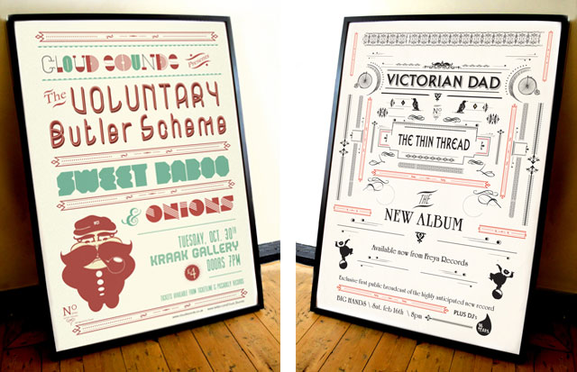 Event Posters & Prints